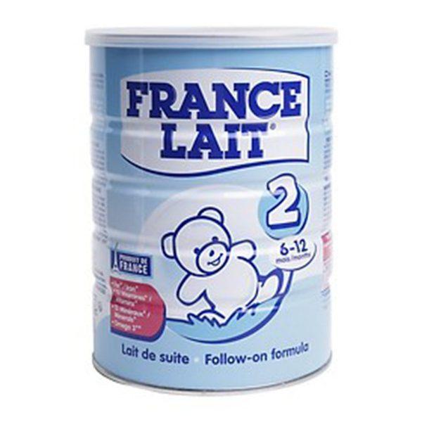 Sữa France Lait 2