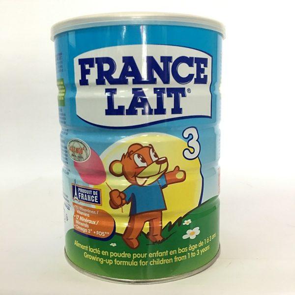 Sữa France Lait 3