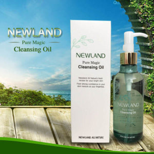 Dầu tẩy trang Pure Magic Cleansing Oil NewLand