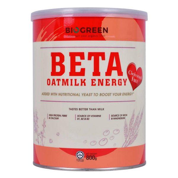 Sữa yến mạch BETA OATMILK ENERGY