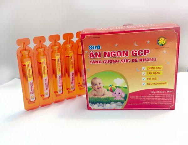 Siro tăng miễn dịch GCP