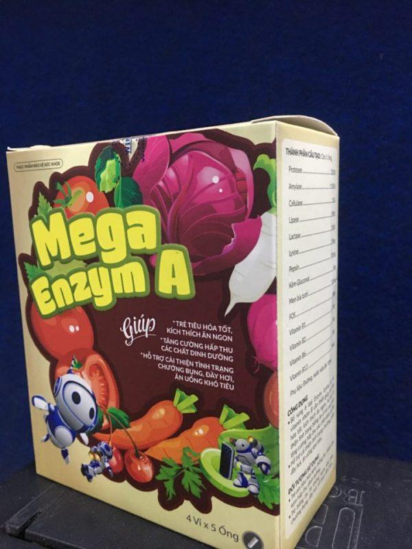 Mega Enzym A