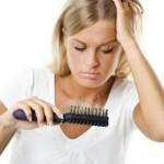 Rụng tóc và tóc bạc sớm