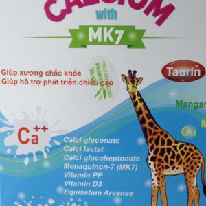 Calcium MK7