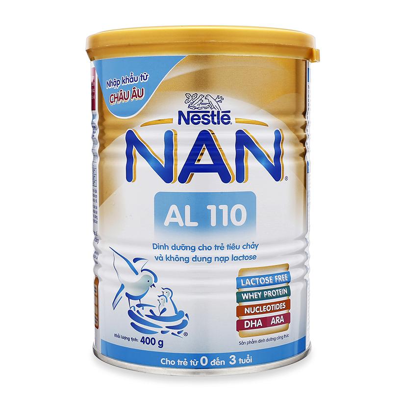 Sữa Nan AL 110 400g