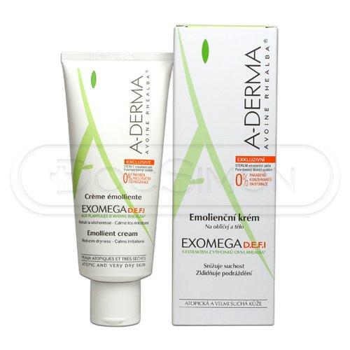 Exomega D.E.F.I Emollient Cream