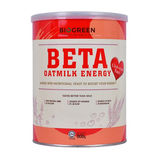 Oganic Beta Oat Milk