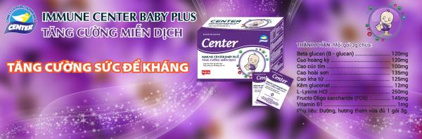 Immune Center baby Plus