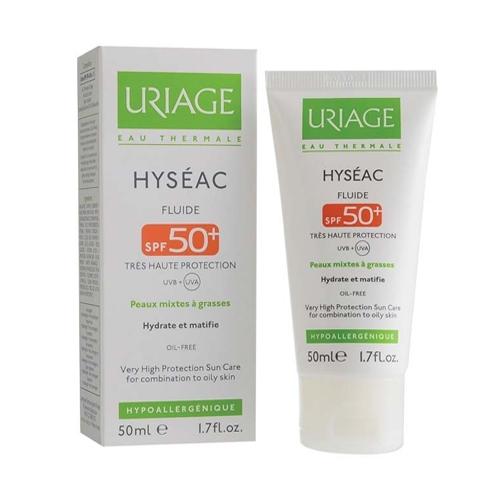 Kem chống nắng Hyséac Fluide SPF 50+